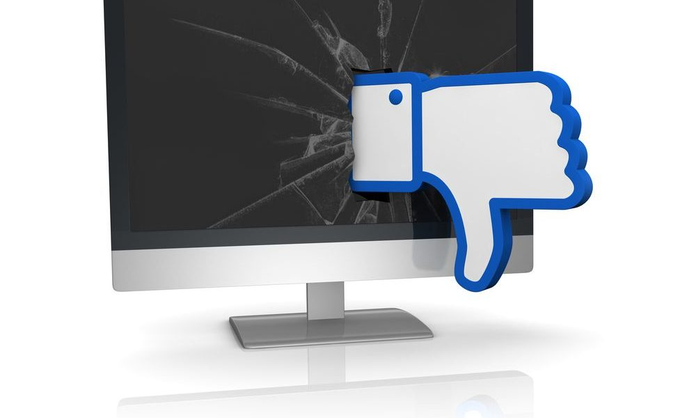 El problema de las páginas de Facebook en 2018