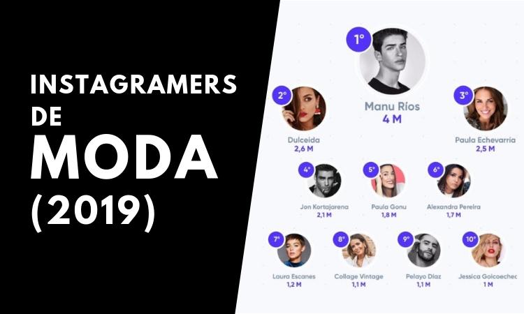 aa1f74b74 Top 10  instagramers de moda españoles a los que deberías seguir (2019)