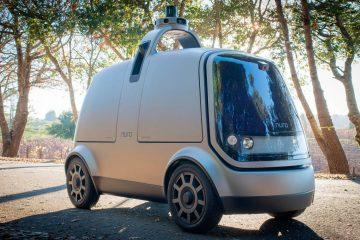 Nuro: el robot autónomo creado por un ex de Google que te llevará la compra a casa