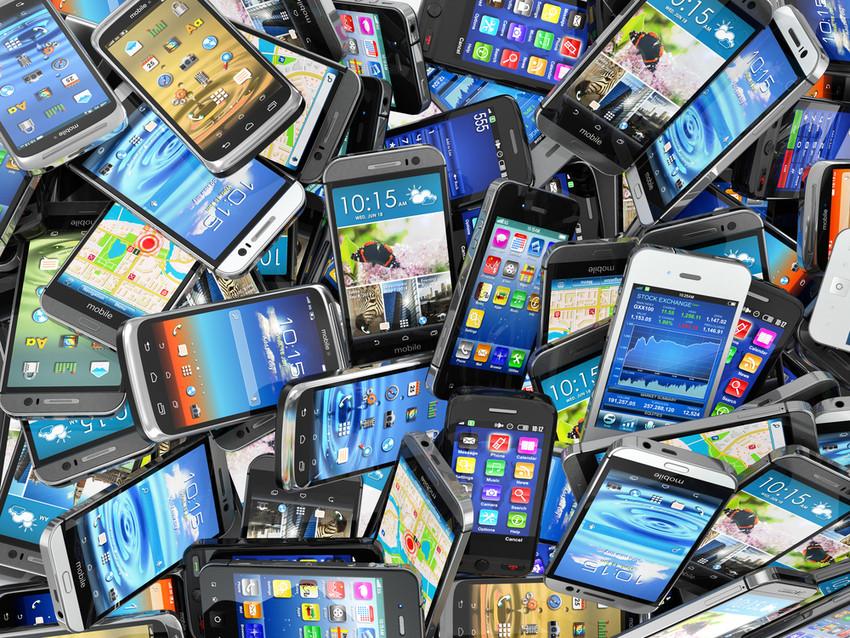 ventas de smartphones en españa