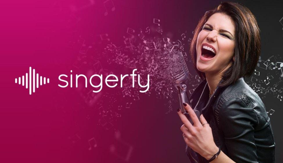 singerfy logo