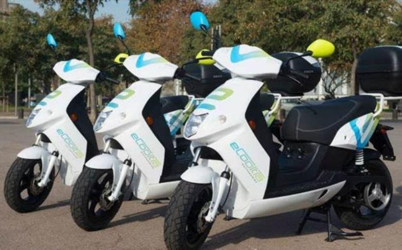 cooltra motos