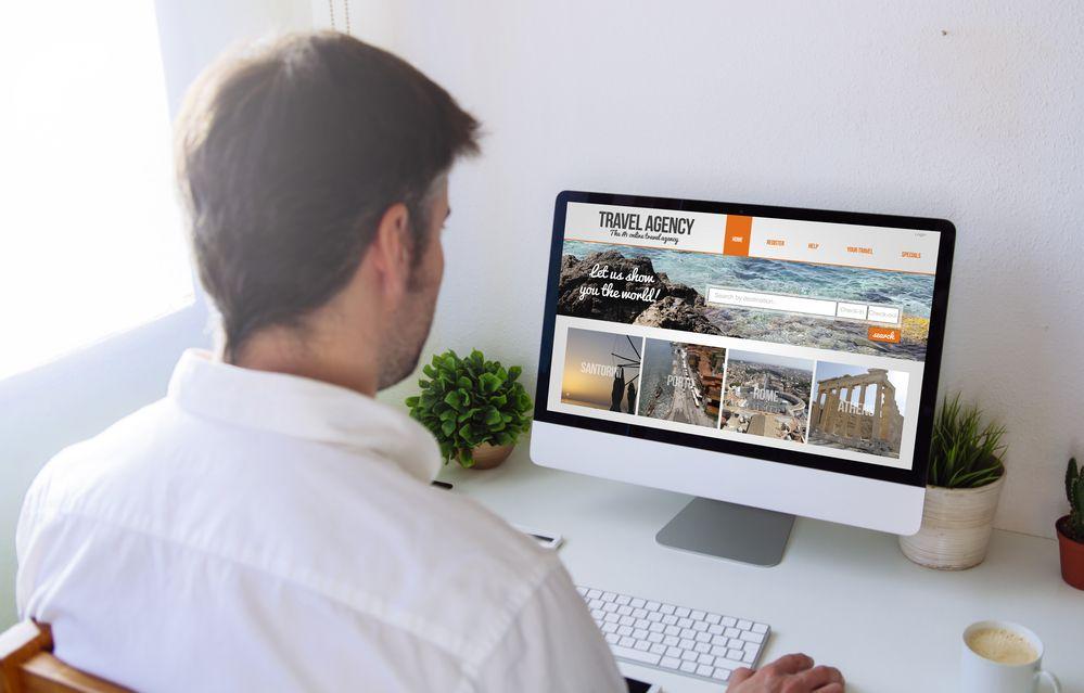 Dos de cada tres viajeros ya buscan inspiración para sus viajes online