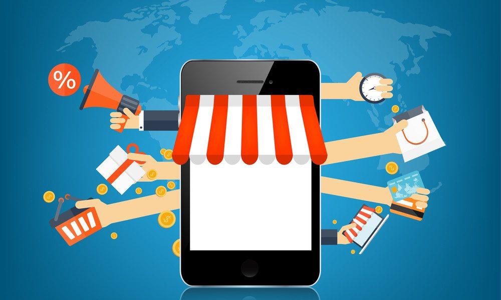catálogo de productos en facebook social shopping