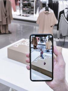 app realidad aumentada grupo inditex