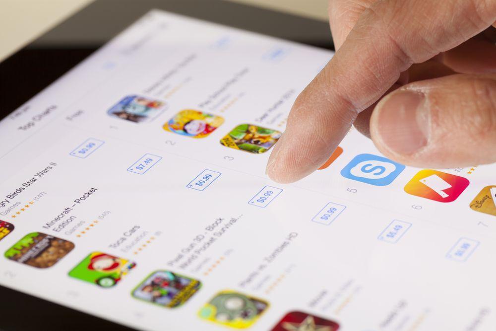 El número de nuevas aplicaciones para iOS cae por primera vez en la historia (2018)