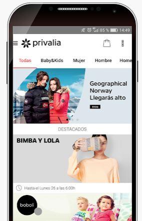 privalia app