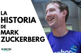 HISTORIA DE MARK ZUCKERBERG
