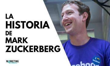 HISTORIA DE MARK ZUCKERBERG