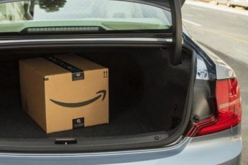 ¿Dejarías la llave de tu coche a Amazon? Así funcionan las nuevas entregas In-car Delivery para clientes Prime