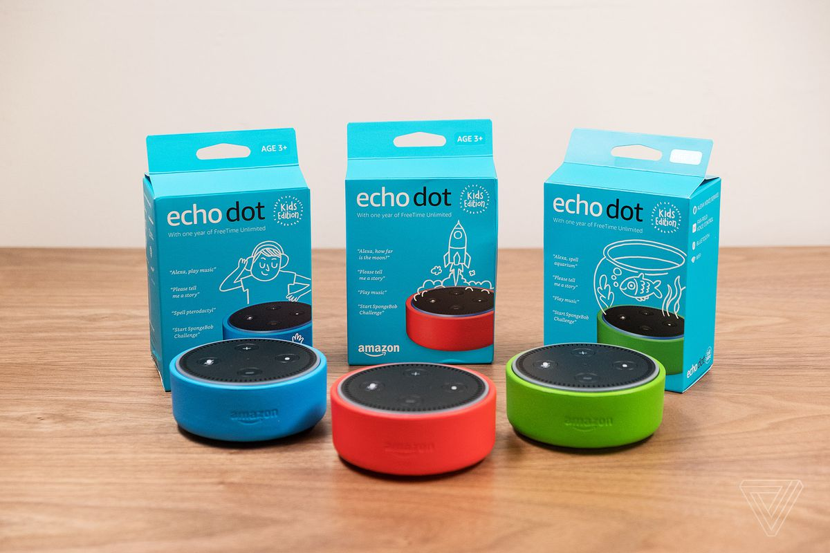 Echo Dot Kids Edition: Amazon lanza su asistente por voz adaptado para uso infantil