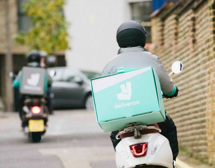 deliveroo marketplace