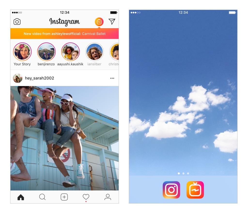 Así funciona Instagram TV: una nueva app para subir (y ver) vídeos de hasta una hora