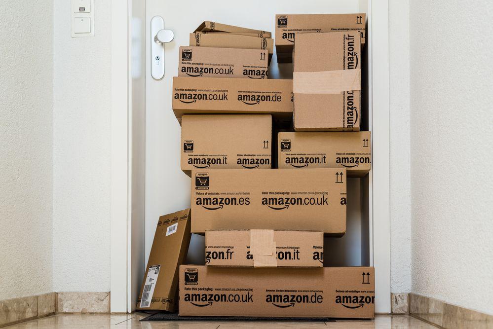 Amazon ya acumula el 49% de todo el gasto en eCommerce de Estados Unidos