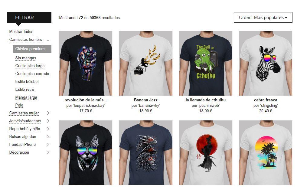 3a11bf654 La Tostadora tienda online de camisetas  Opiniones y comentarios