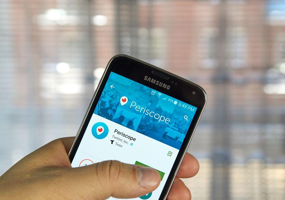 Twitter suspenderá las cuentas de los usuarios que acosen o insulten mediante las conversaciones en Periscope