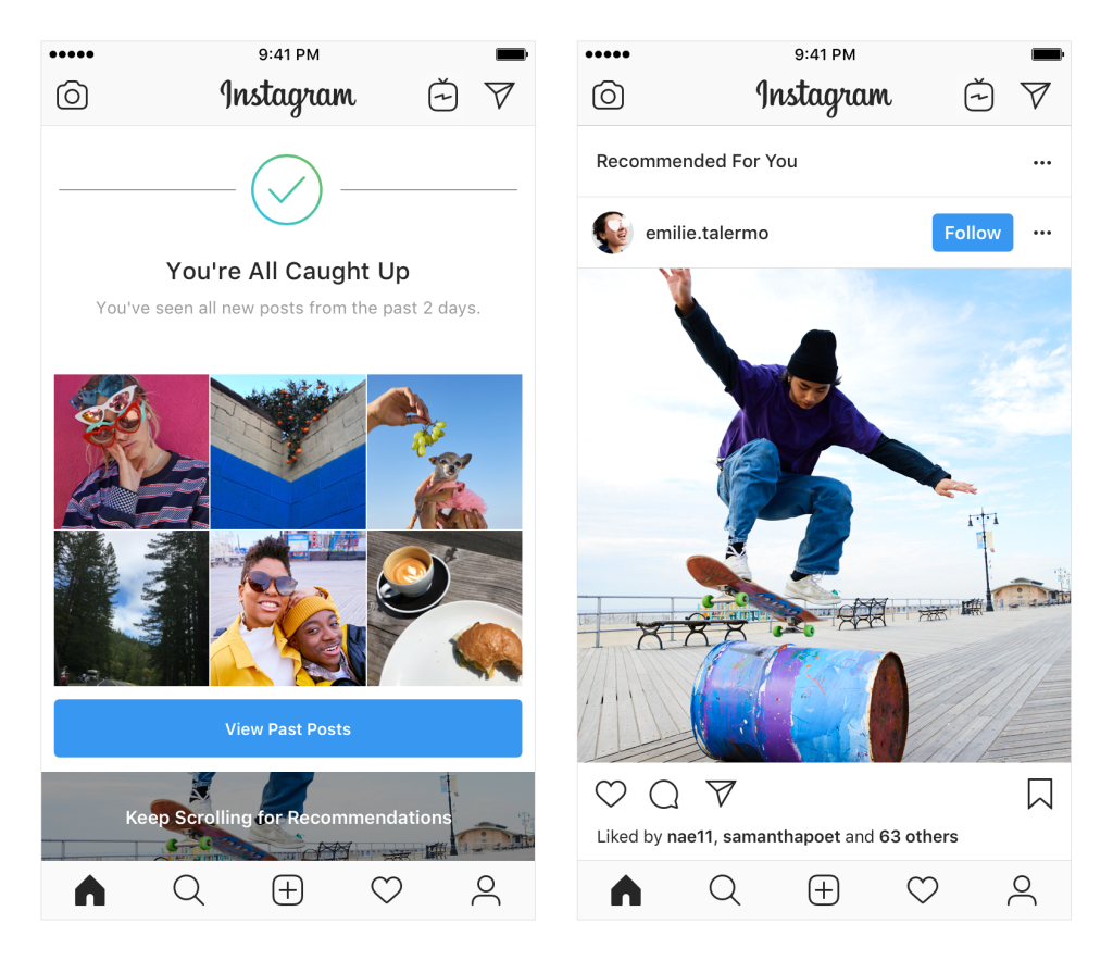 Instagram cambia su algoritmo para mostrar posts relacionados en función de tus intereses