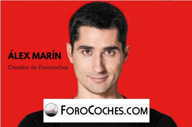Álex Marín, creador de Forocoches