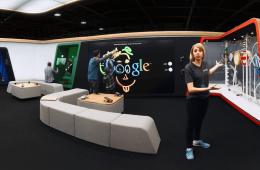 Primera tienda física de Google