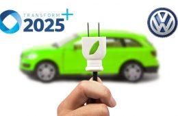 Análisis de proyecto Transform 2025 de Volkswagen