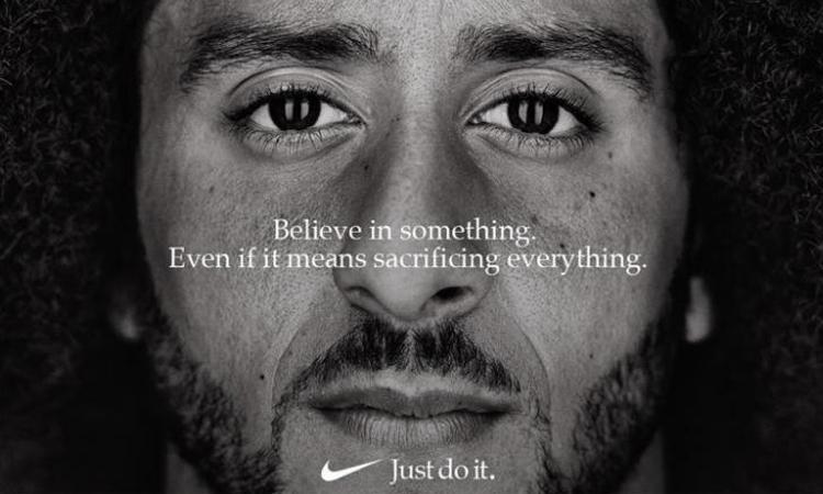 Kaepernick y Nike