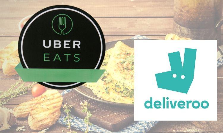 Por qué Uber quiere comprar Deliveroo: se acerca una megafusión de unicornios