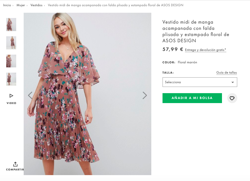 Utiliza palabras clave long-tail para posicionar ecommerce de moda