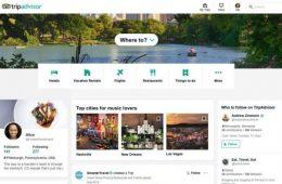 #Twitteradvisor: Tripadvisor será una red social... que recuerda mucho a Twitter