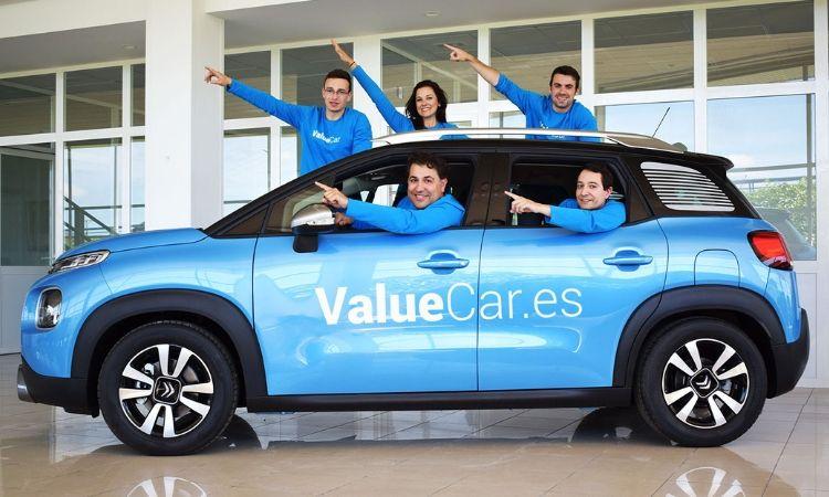 La startup española ValueCar cierra una ronda de inversión de 320.000€