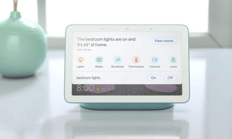 Google presenta Home Hub, su nuevo altavoz inteligente... con pantalla