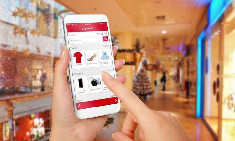 Más de dos tercios de todo el tráfico mundial a eCommerce en la temporada navideña llegará desde el móvil (Salesforce)