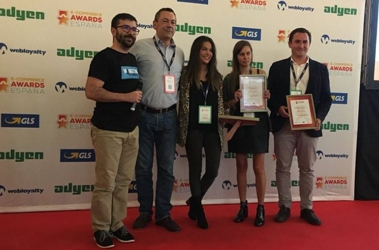 historia de los ecommerce awards