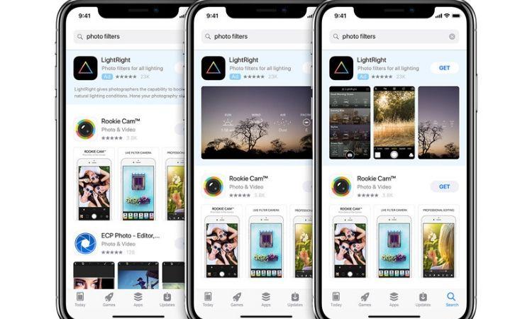 Los Apple Search Ads generarán más de 2.000 MM$ en 2020