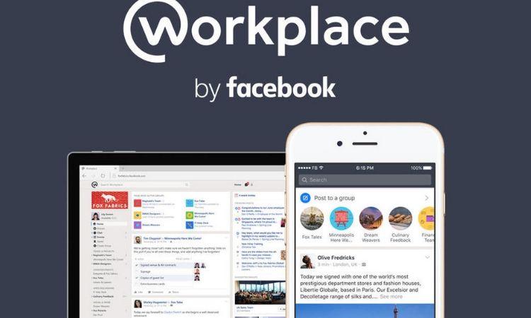 Nace Workplace.com: Facebook separa su proyecto estrella sobre empleo