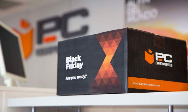 Un pedido cada dos segundos: así se prepara PcComponentes para un Black Friday histórico