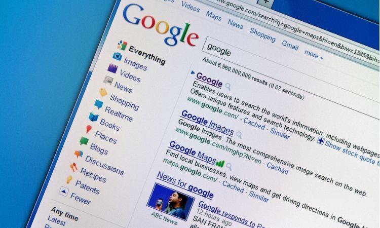 Google reduce el número de vídeos que muestra en los resultados de búsqueda