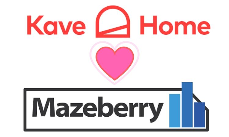 Flechazos Digital 1to1: Kave Home para Mazeberry
