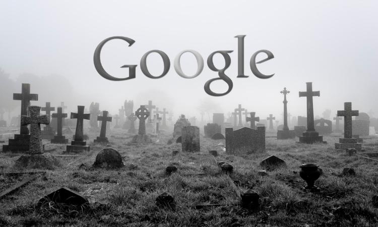cementerio productos de google
