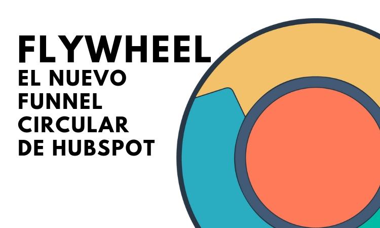 Flywheel funnel circular de hubspot