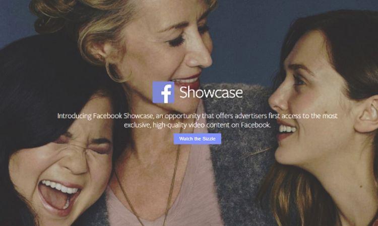 Así funciona Showcase, un nuevo programa publicitario para los contenidos exclusivos de vídeo de Facebook
