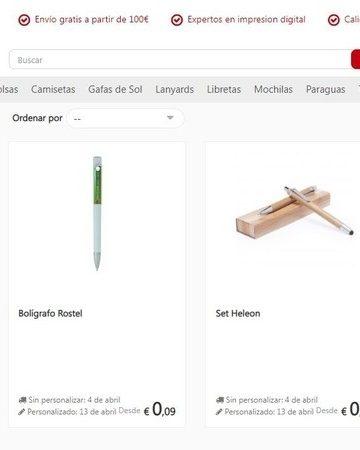 tienda online best branding