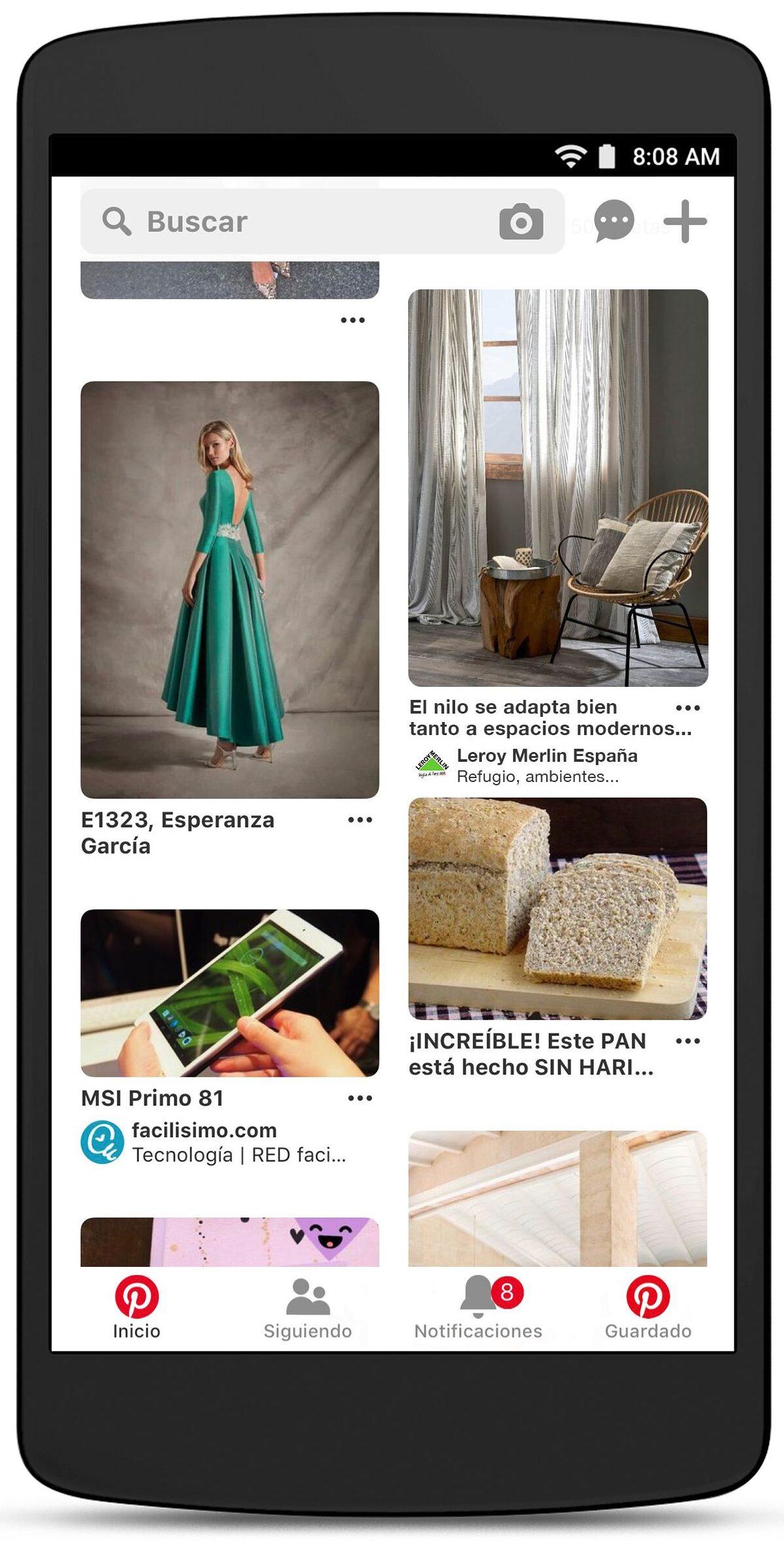 32f217d2d En los últimos meses, Pinterest ofreció la posibilidad de probar los  anuncios a un reducido grupo de negocios alemanes. Entre estas marcas se  incluían REWE, ...