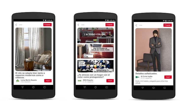 43104b8ad Los anuncios de Pinterest, disponibles para todas las marcas en España (por  fin)