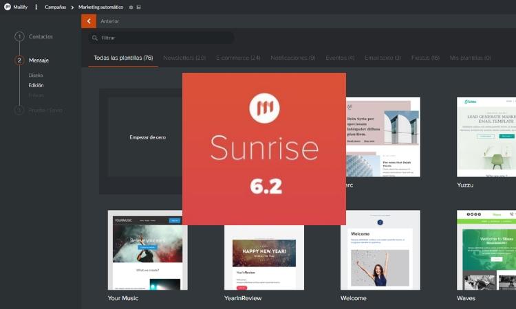 mailify sunrise