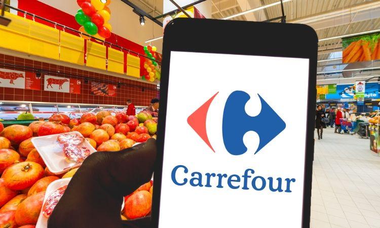 Carrefour quiere usar el blockchain para trackear el origen del 20% de sus productos en 2020.