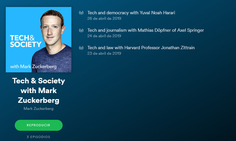 Image result for mark zuckerberg podcast