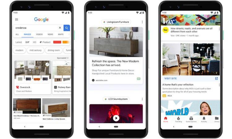 """Así es la nueva """"Google Shopping Experience"""": el gigante anuncia su salto definitivo al eCommerce"""