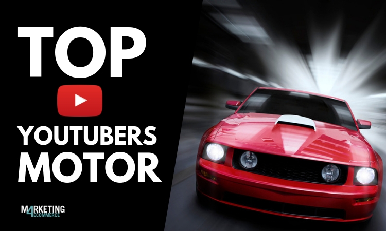top youtubers motor