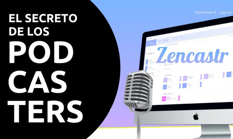 Así funciona Zencastr, el arma secreta de los podcasters - Marketing 4 Ecommerce - Tu revista de marketing online para e-commerce