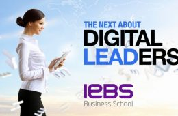 The Next about digital leaders de IEBS